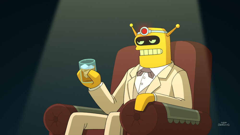 Futurama Calculon 2.0 Calculon Performing His One Robot Show.jpg