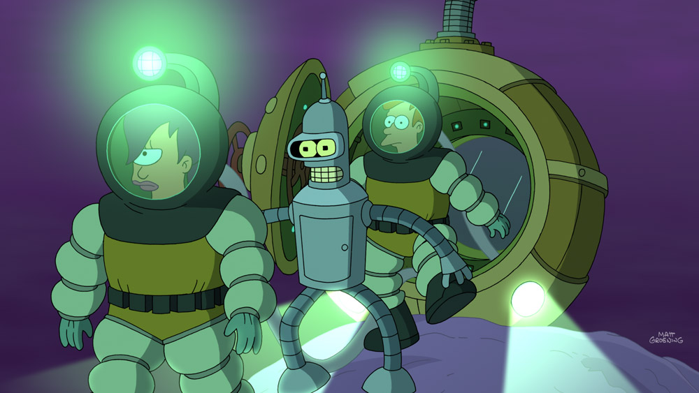 Futurama_Assie_Come_Home_Leela,_Bender_a